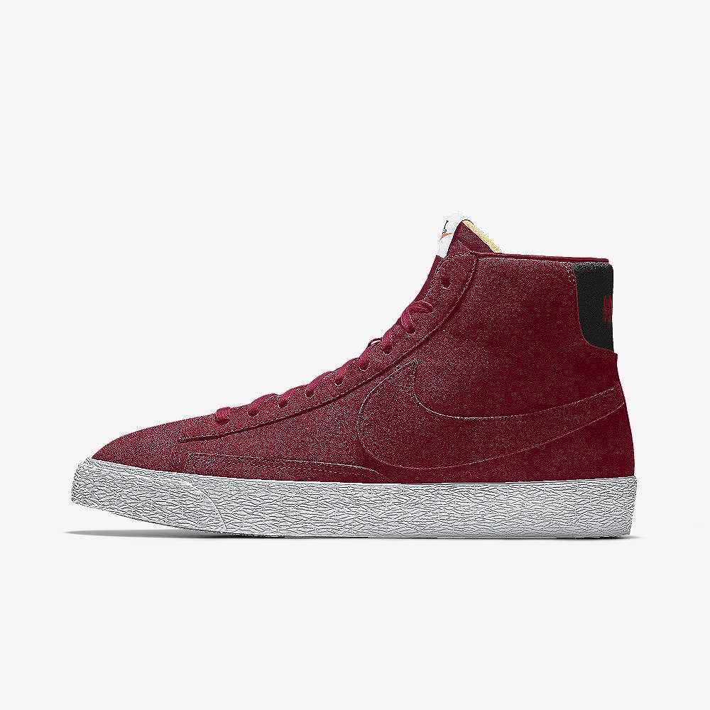 lowest price 8c301 0bdbf Nike Blazer Mid By You Custom Shoe. Nike.com