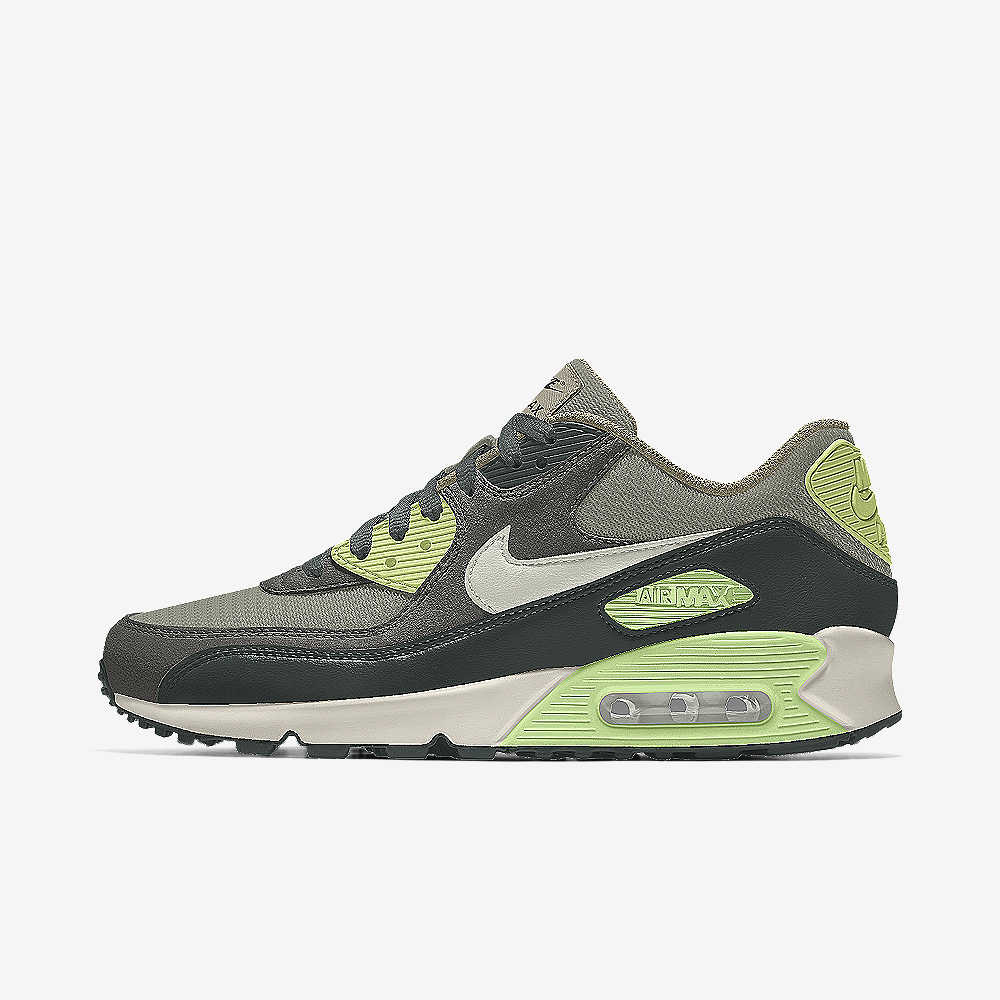 the latest b1fb8 0e6af NIKE AIR MAX 90 BY YOU. Shoe