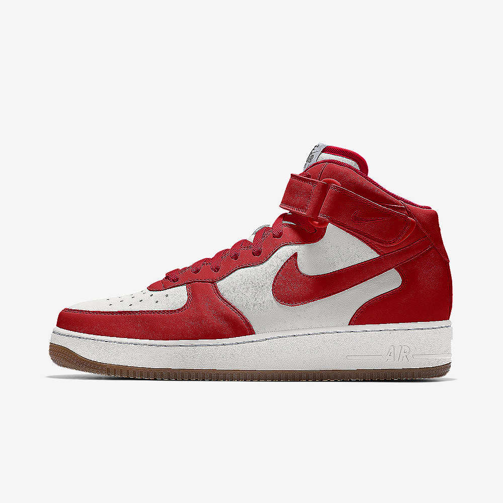 Royaume-Uni disponibilité 123ea 3bc66 Nike Air Force 1 Mid By You Custom Shoe