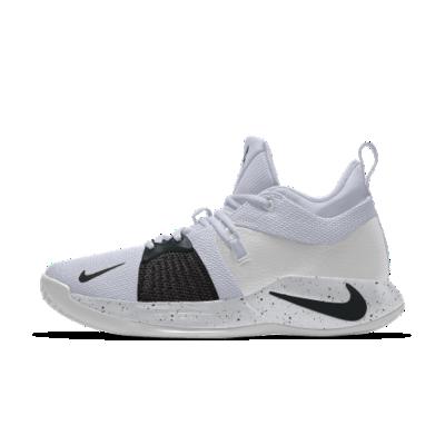 <ナイキ(NIKE)公式ストア>PG 2 iD メンズ バスケットボールシューズ CI0280-991 ホワイト 【NIKEiD】 30日間返品無料 / Nike+メンバー送料無料