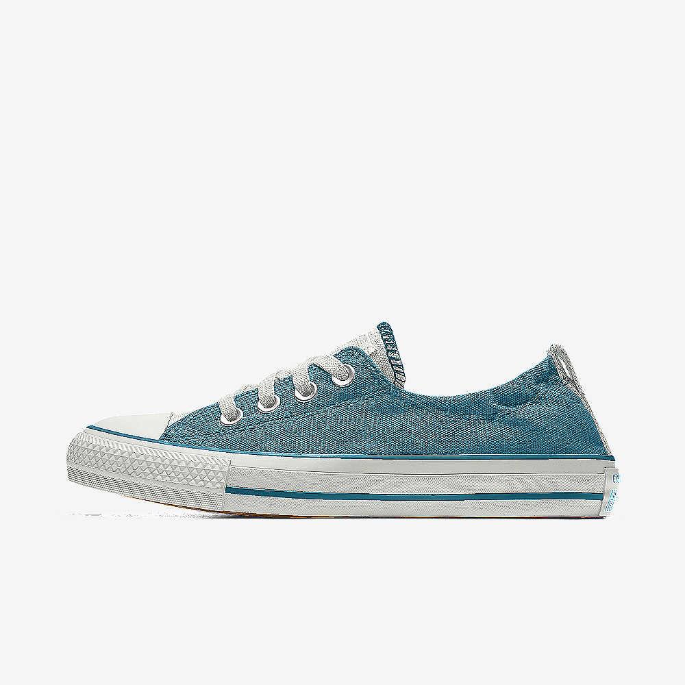 0c1ebaa773a0 Converse Custom Chuck Taylor All Star Shoreline Women s Slip-On Shoe ...