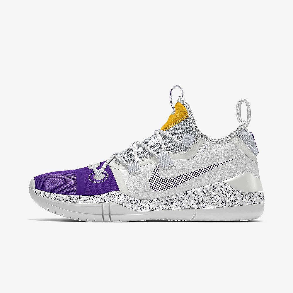 separation shoes e94d3 082b9 Kobe A.D. By You Custom Basketball Shoe. Nike.com