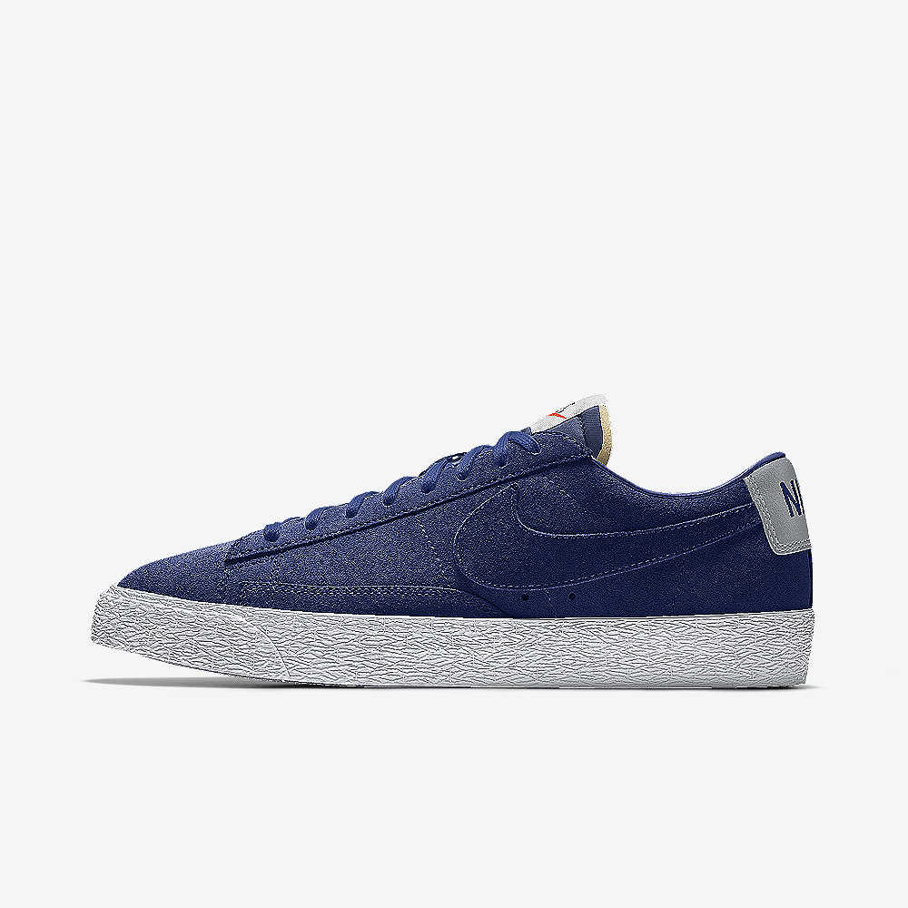 new style a0a54 e299b Nike Blazer Low By You Custom Shoe. Nike.com