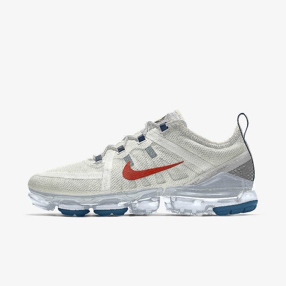 Nike Air VaporMax 2019 Premium By You Custom Shoe. Nike.com cc32068684d1