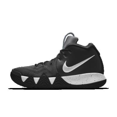 <ナイキ(NIKE)公式ストア>カイリー 4 iD メンズ バスケットボールシューズ AR3867-994 ブラック 【NIKEiD】 30日間返品無料 / Nike+メンバー送料無料