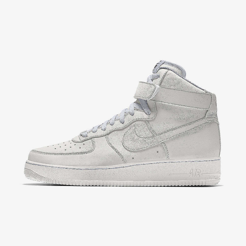 new style 8f451 01e96 Nike Air Force 1 High By You Custom Shoe
