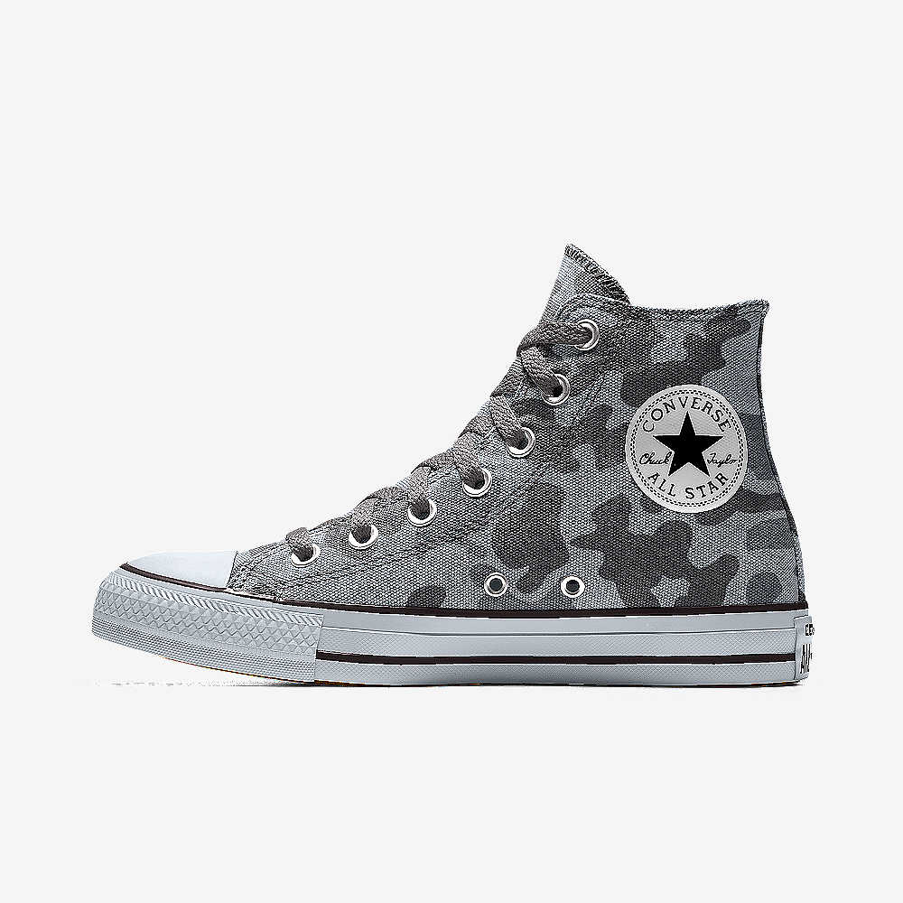 Custom All Stars >> Converse Custom Chuck Taylor All Star High Top Shoe Nike Com