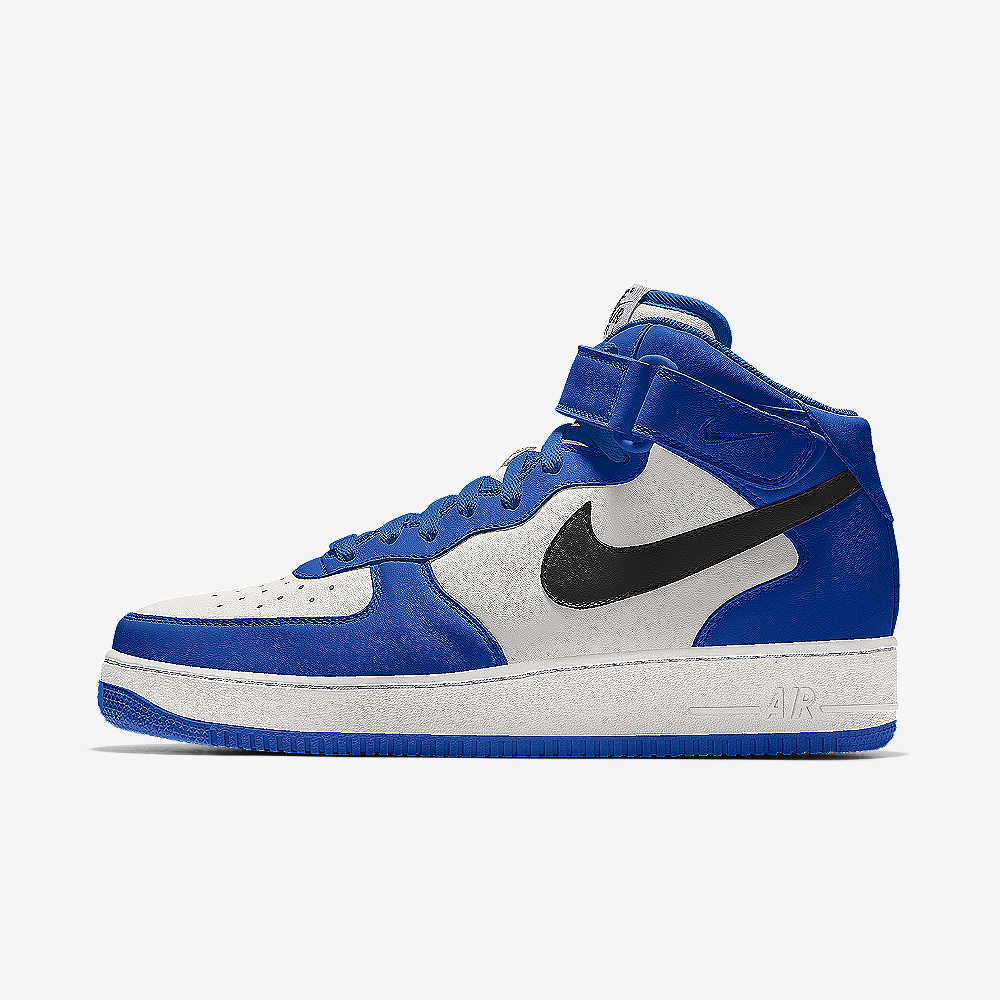 uk availability 6c007 c5f97 Nike Air Force 1 Mid By You Custom Shoe