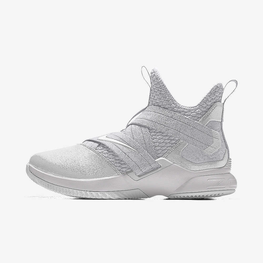 2c09205ef7b LeBron Soldier XII By You Basketball Shoe. Nike.com