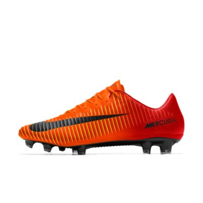 This review is fromNike Mercurial Vapor XI FG iD Men\u0027s Firm-Ground Soccer  Cleat.