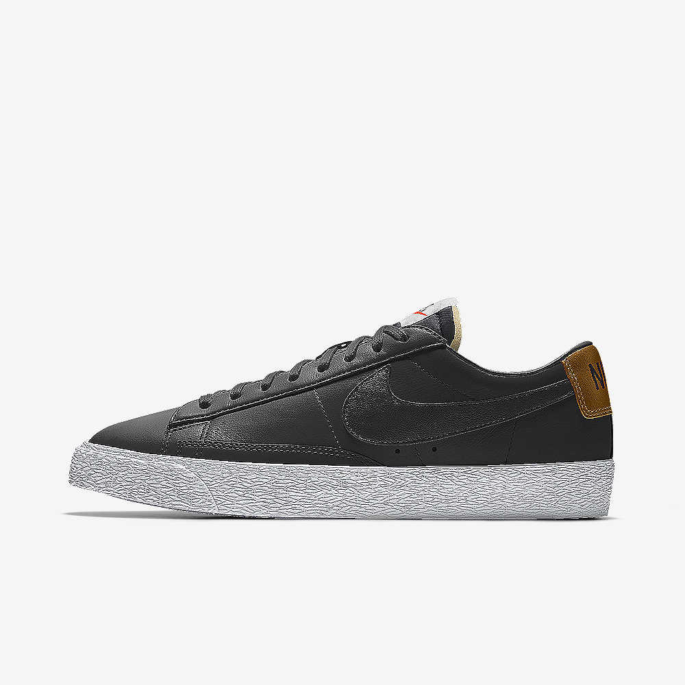 db7d9b91be47 purchase grey orange mens nike blazer low shoes c055a 4b1af
