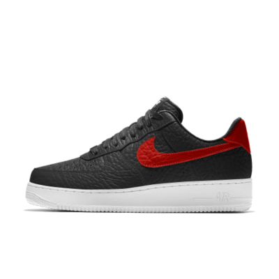 Nike Air Force 1 Low Premium iD (Toronto Raptors) Men's Shoe