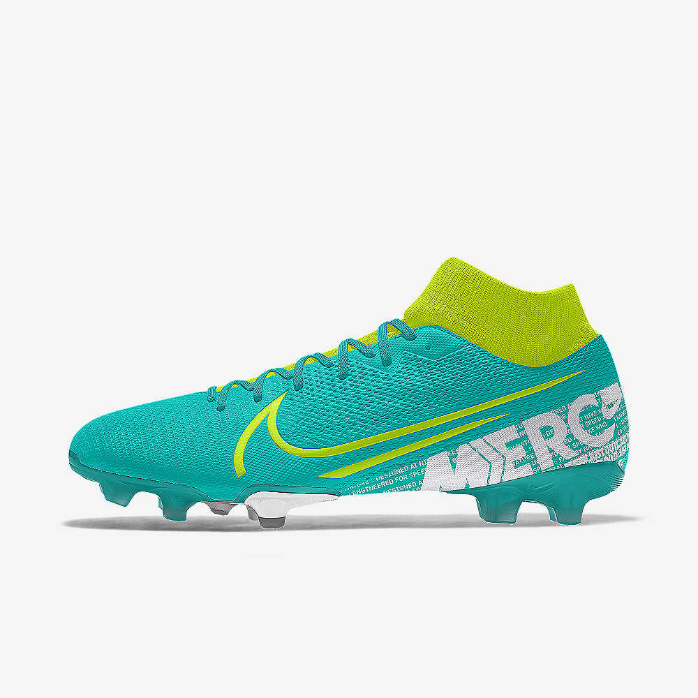 new york 315a7 610a0 Nike Mercurial Superfly 7 Academy By You Custom Soccer Cleat