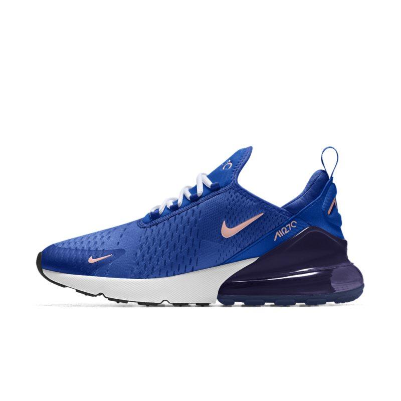 promo code cc79a a6b78 Nike Air Max 270 Premium iD Women s Shoe - Black Image