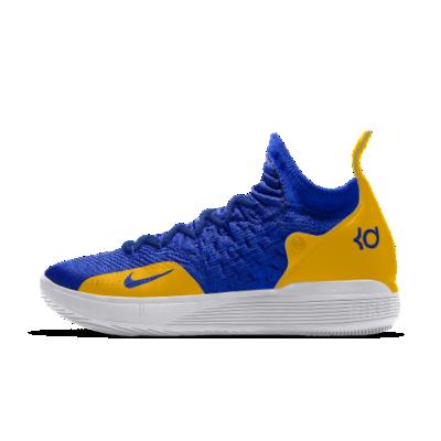 <ナイキ(NIKE)公式ストア>ナイキ ズーム KD11 iD メンズ バスケットボールシューズ AT8632-991 ブルー 【NIKEiD】 30日間返品無料 / Nike+メンバー送料無料