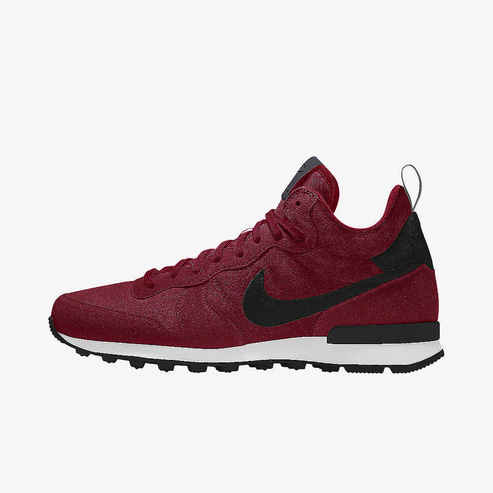 huge selection of fffc4 1f089 Nike Internationalist Mid By You Custom Shoe. Nike.com