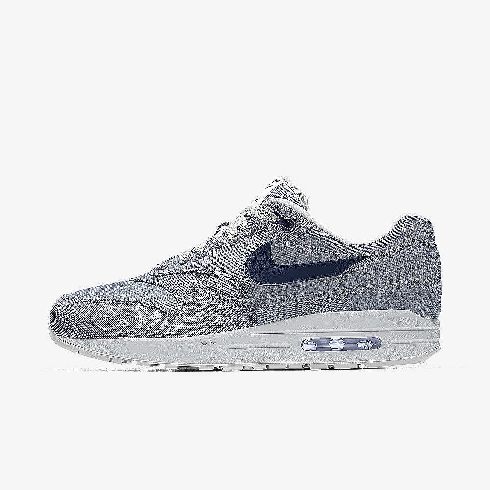 factory authentic 484c4 48f23 ... sale nike air max 1 premium id shoe. nike vn 0ca52 db31f