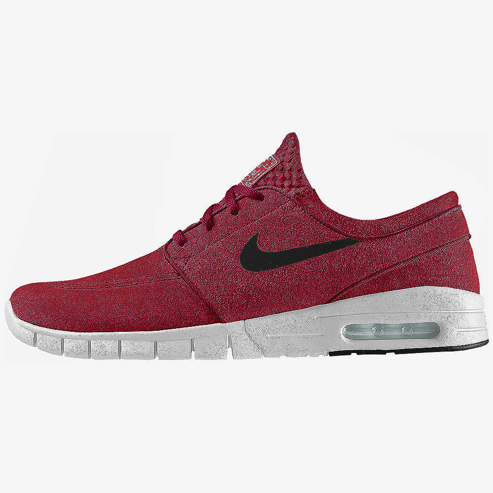nike stefan janoski air max red