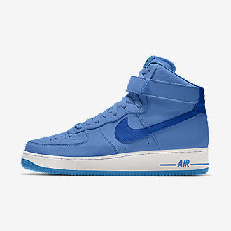 detailed look afb18 55807 Nike Air Force 1 High By You