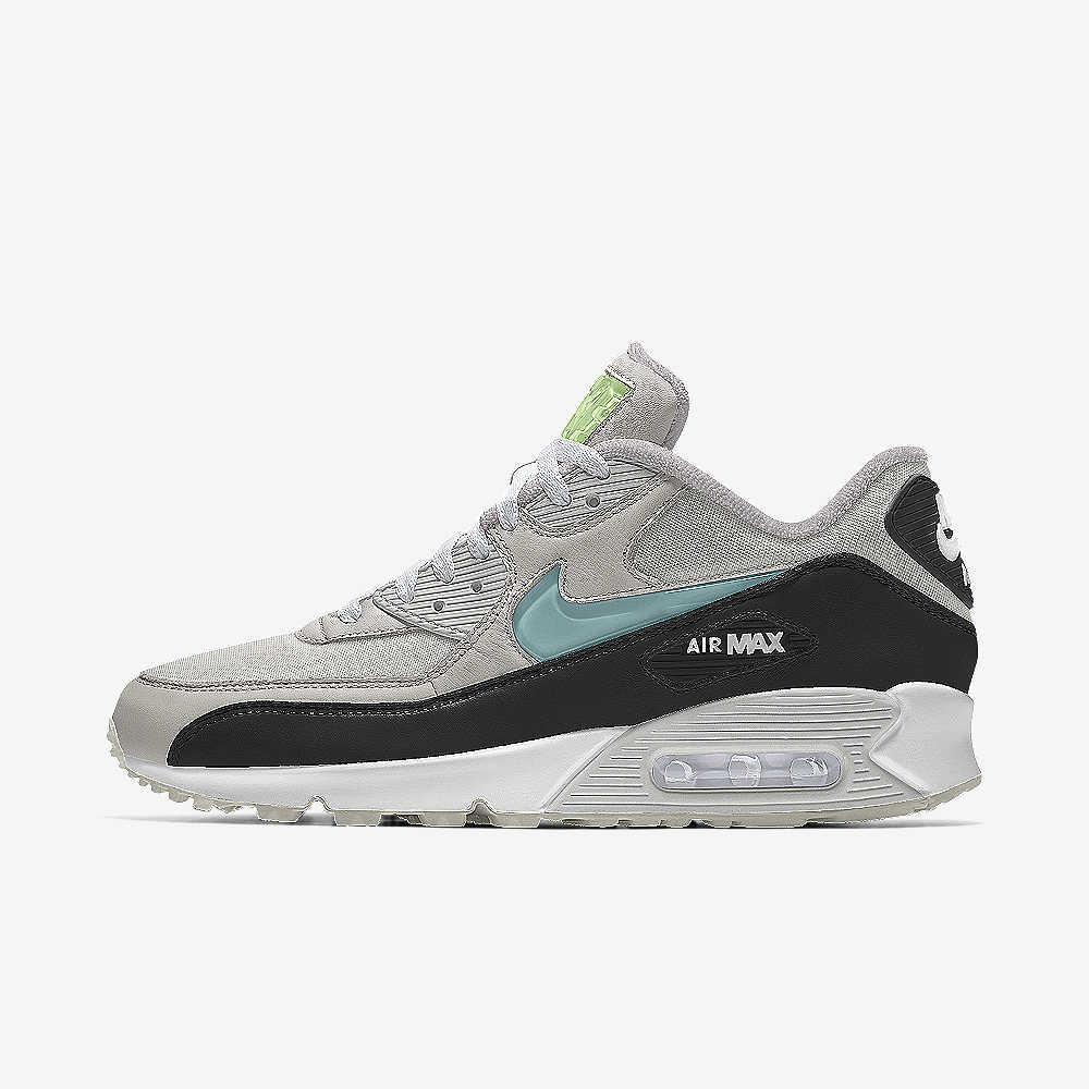 wholesale dealer 8a05b 0c7f5 Nike Air Max 90 Premium By You Custom Shoe