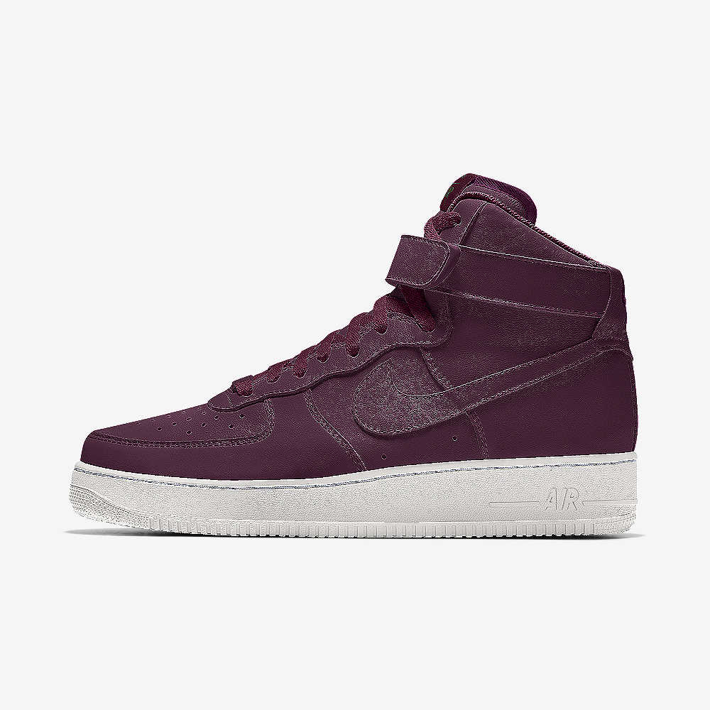 Nike Air Force 1 High By You Custom Shoe. Nike.com a369949f2