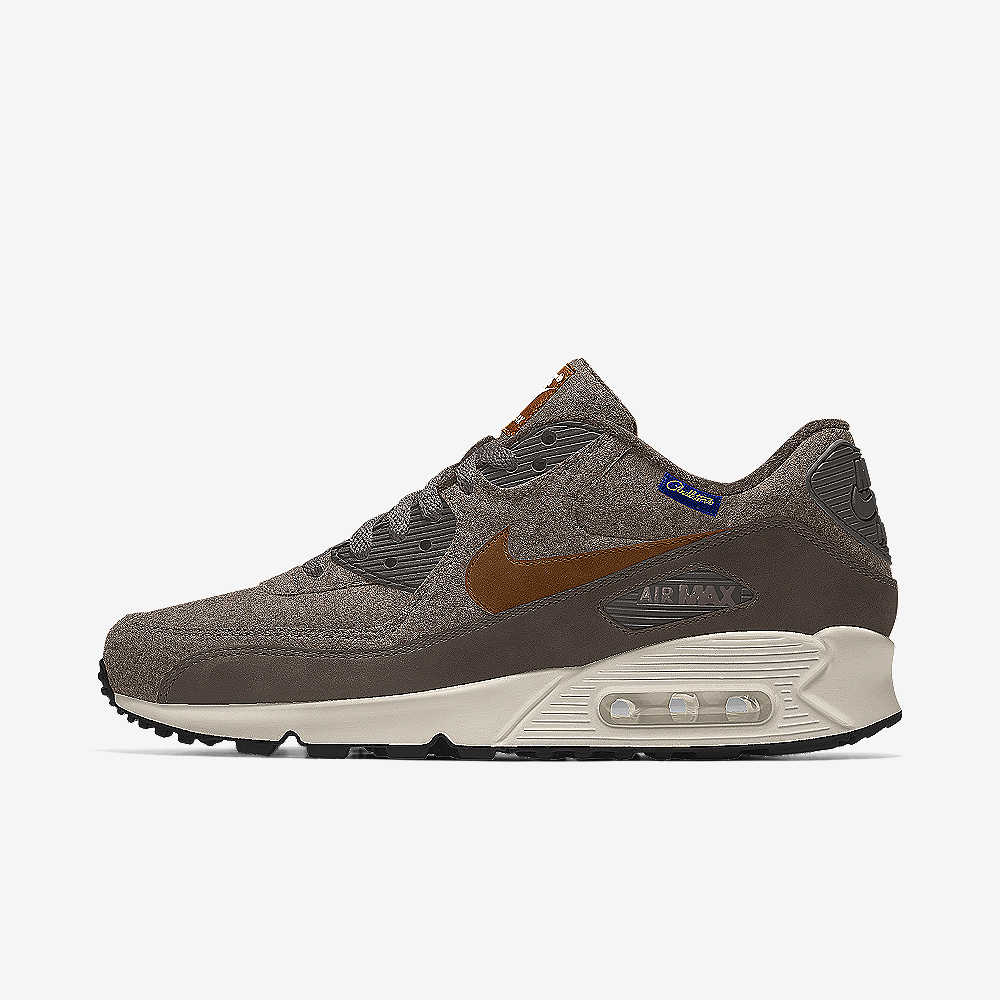 the best attitude 09018 f3671 Nike Air Max 90 Pendleton iD Shoe. Nike.com