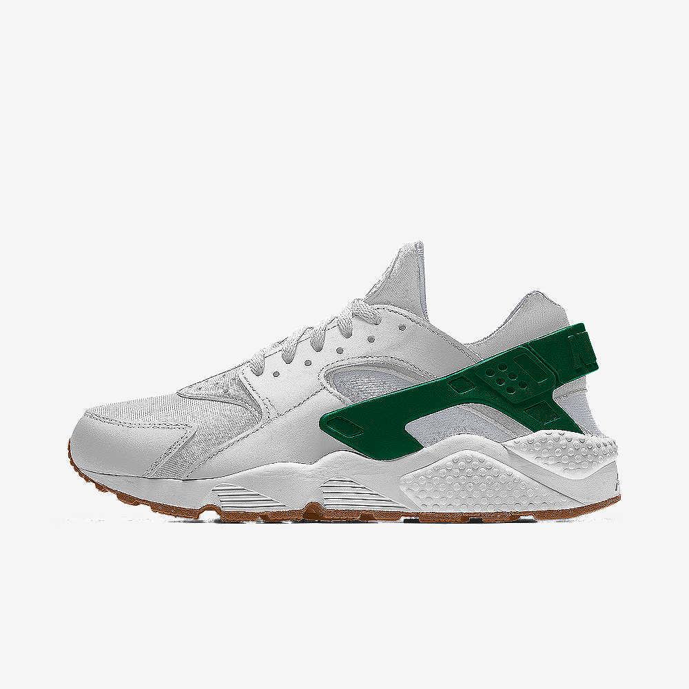 Durable Nike Air Huarache All White