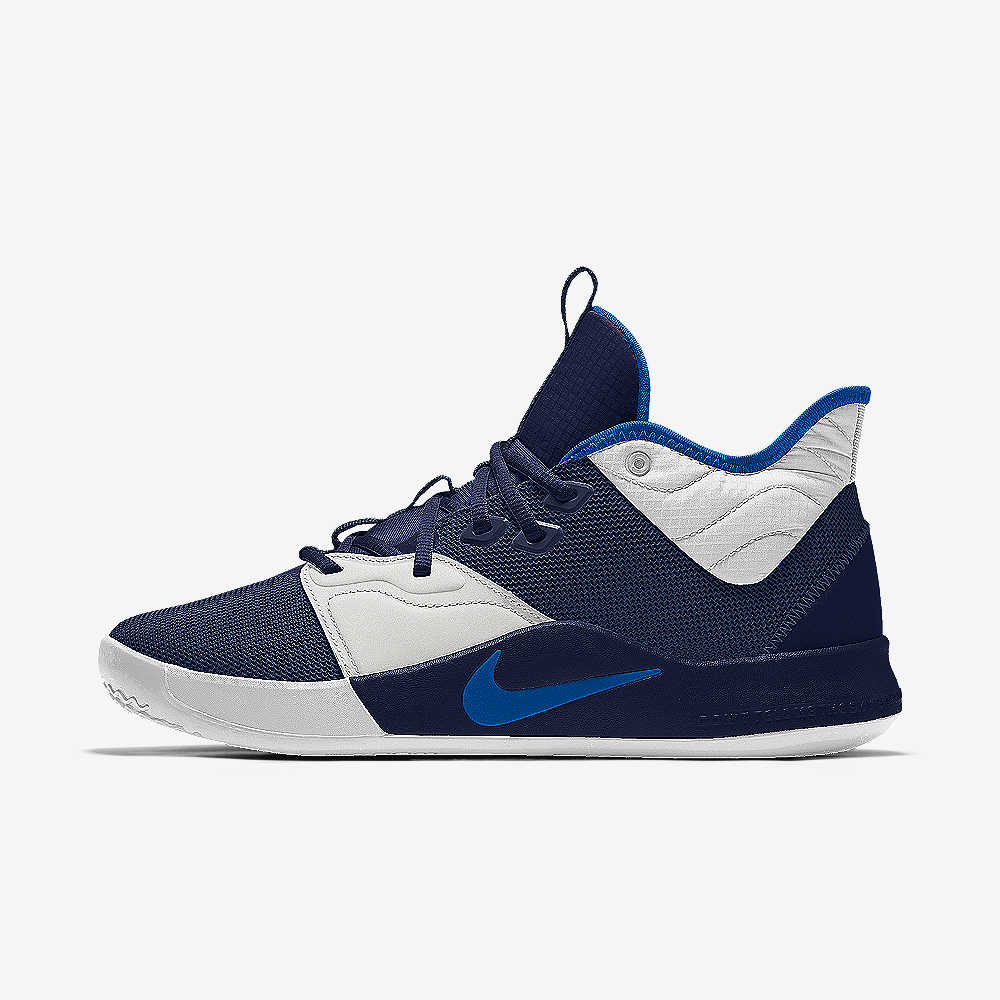 PG 3 By You Basketball Shoe