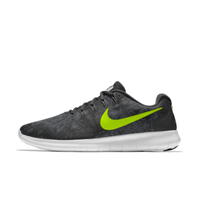 Nike Free RN 2017 Shield iD Men's Running Shoe