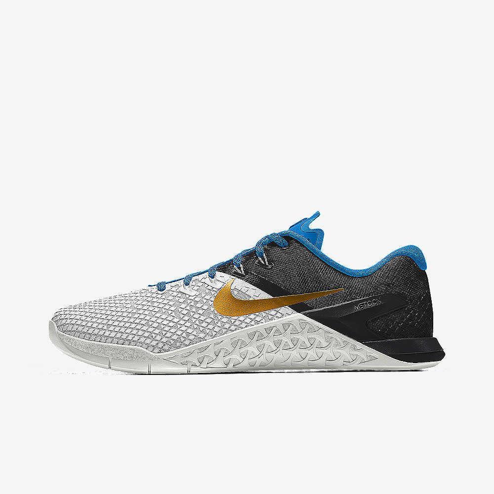 173f8b8d9b93 Nike Metcon 4 XD By You Custom Cross Training Weightlifting Shoe ...