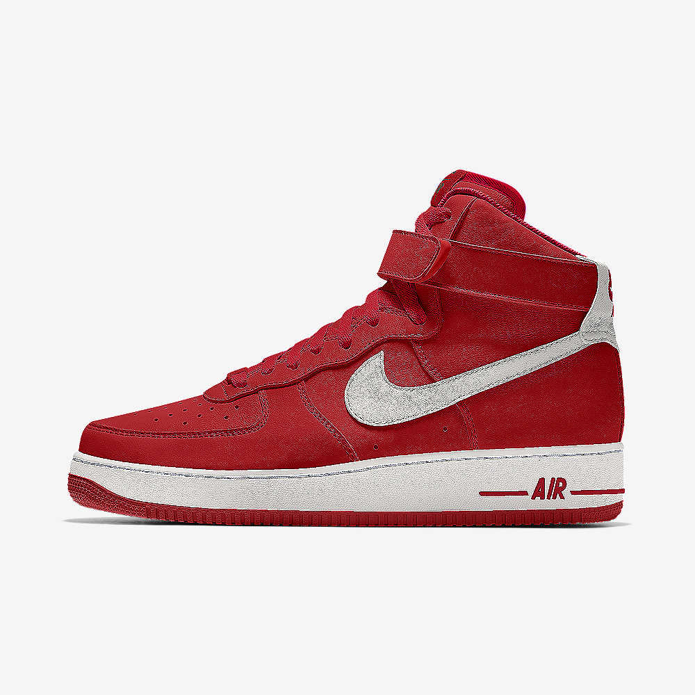 new style eb3bb 80d7e Nike Air Force 1 High By You Custom Shoe