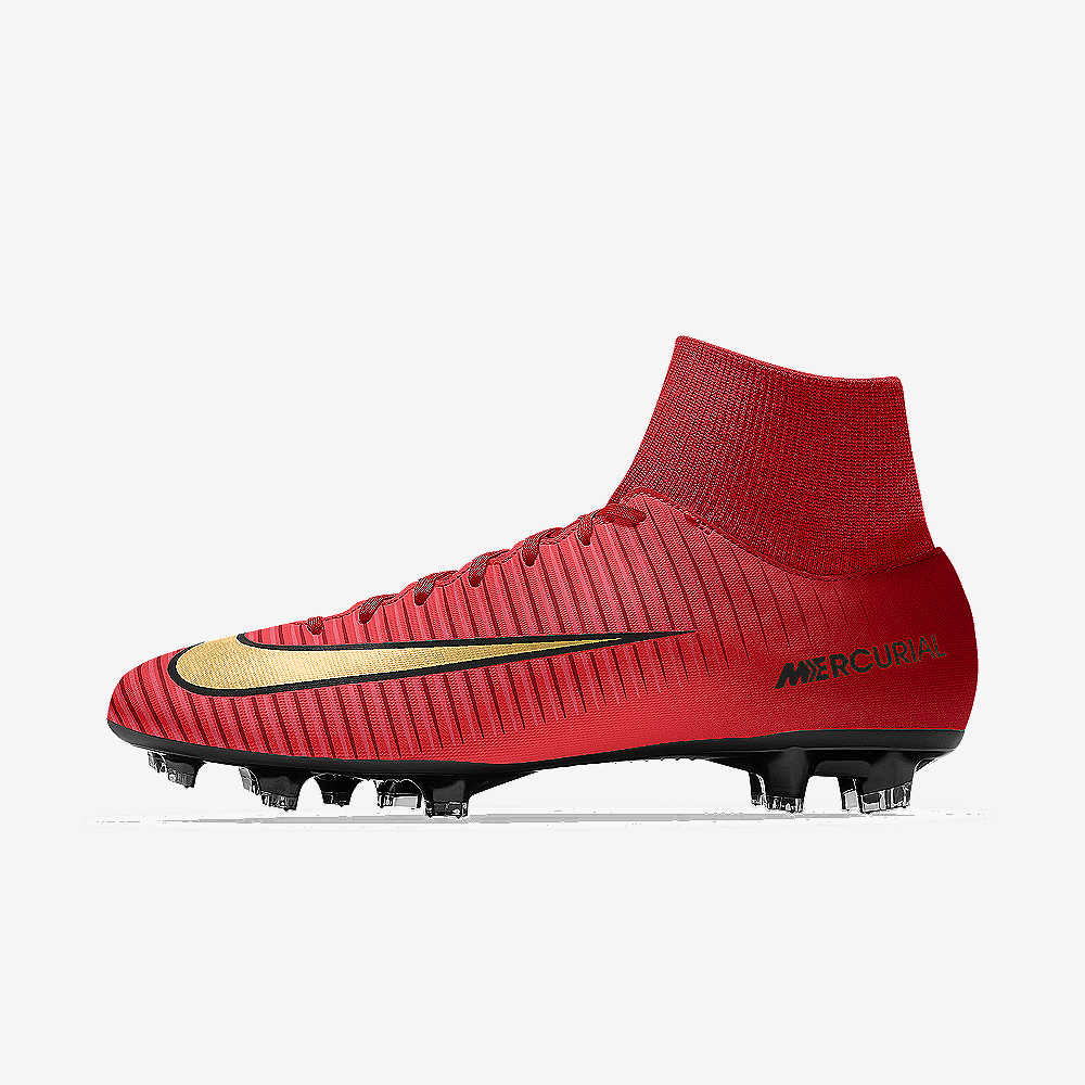 nike mercurial victory vi dynamic fit id soccer cleat. Black Bedroom Furniture Sets. Home Design Ideas