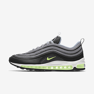 super popular 424dc ba65b Nike Air Max 97 By You. Custom Women s Shoe